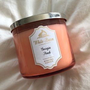 B&BW Unused Georgia Peach candle